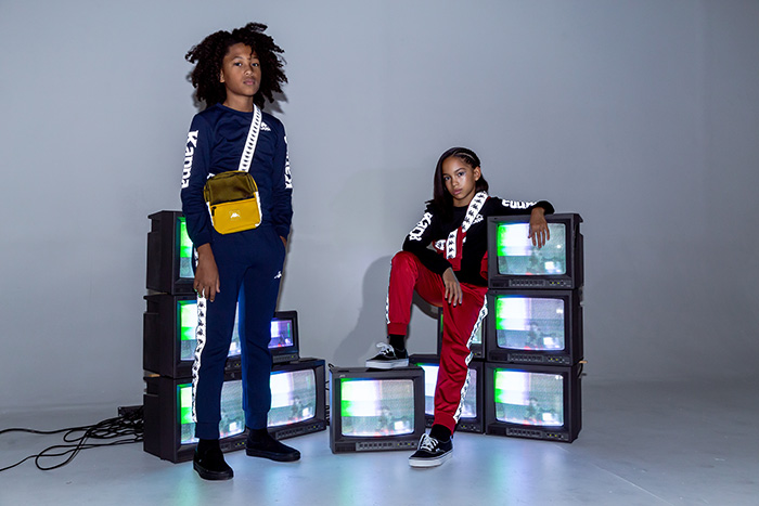 KAPPA Kids Reflective Collection