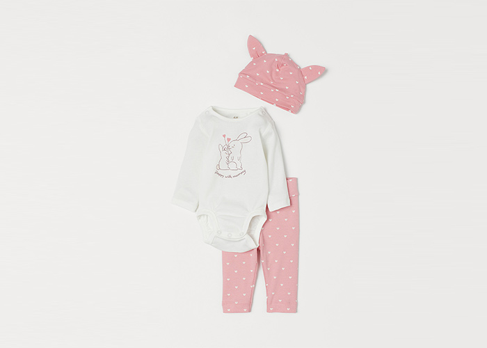 H&M Sustainable Newborn Collection